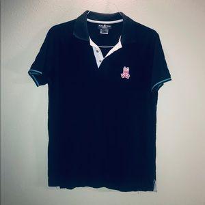 Psycho Bunny 🐰 Men's polo shirt size 4